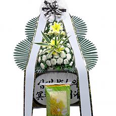 근조 쌀화환(20kg)